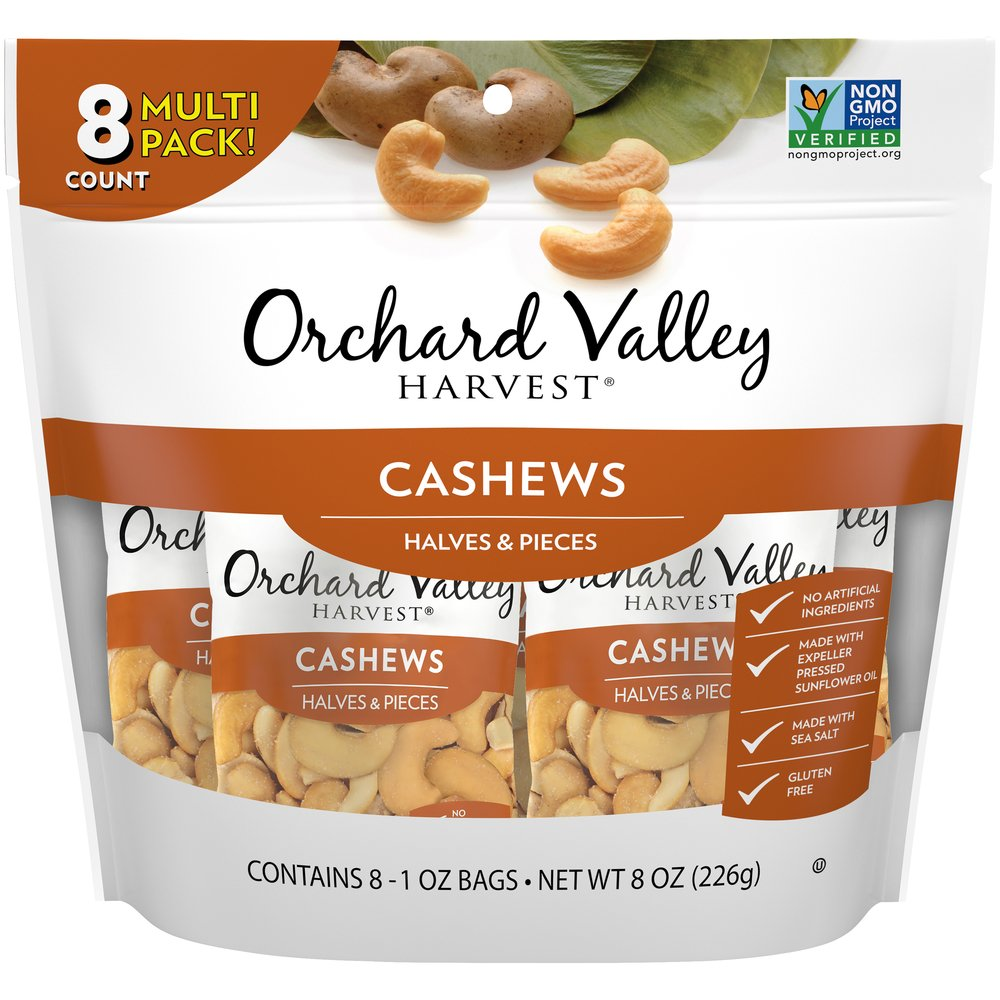 Cashew Halves & Pieces