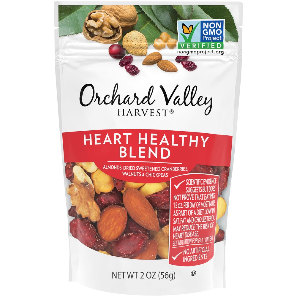 Heart Healthy Blend: Grab & Go