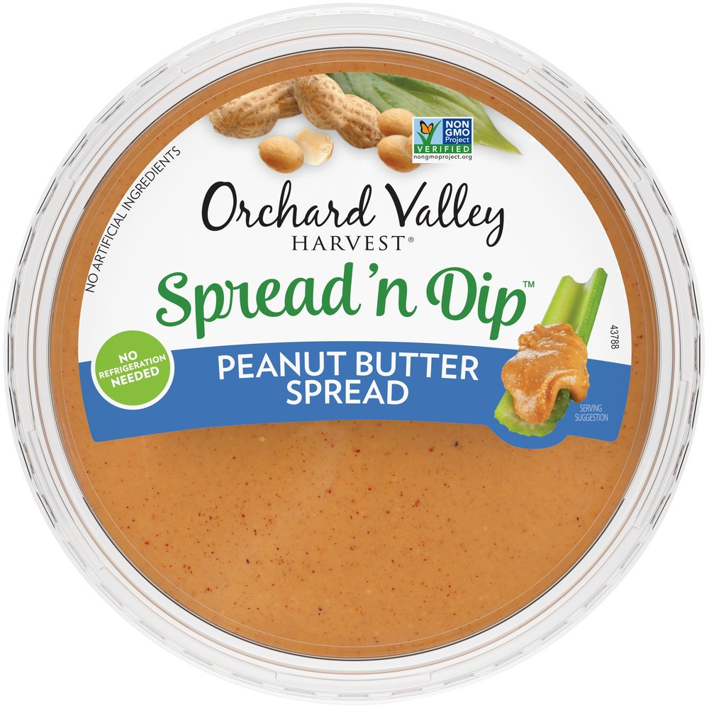 Spread N Dip: Peanut Butter Spread